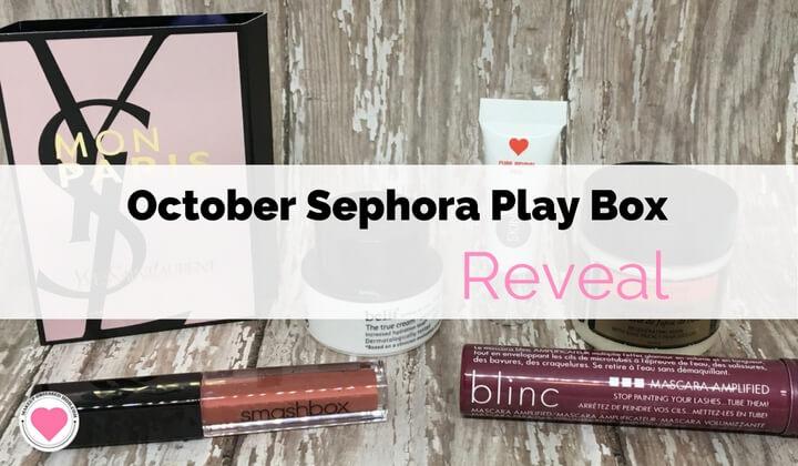 Sephora beauty box