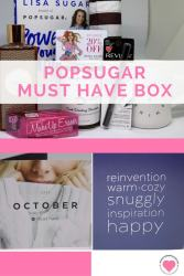 popsugar monthly box review