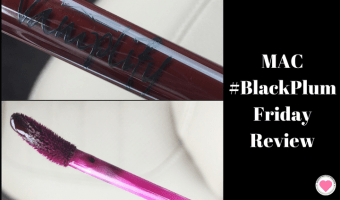 Mac Cosmetics Berry Black Friday