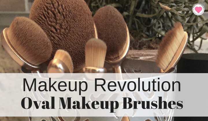 oval makeup brushes review