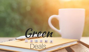 green Monday deals