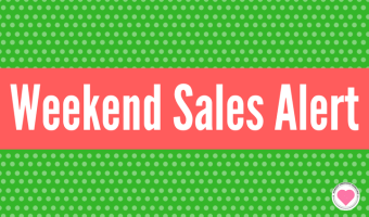 Weekend Sales Alert