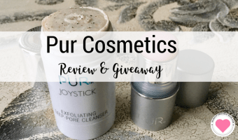 Pur Cosmetics Mini Reviews + Giveaway