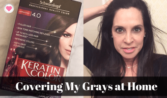 Covering My Grays at Home is Easy