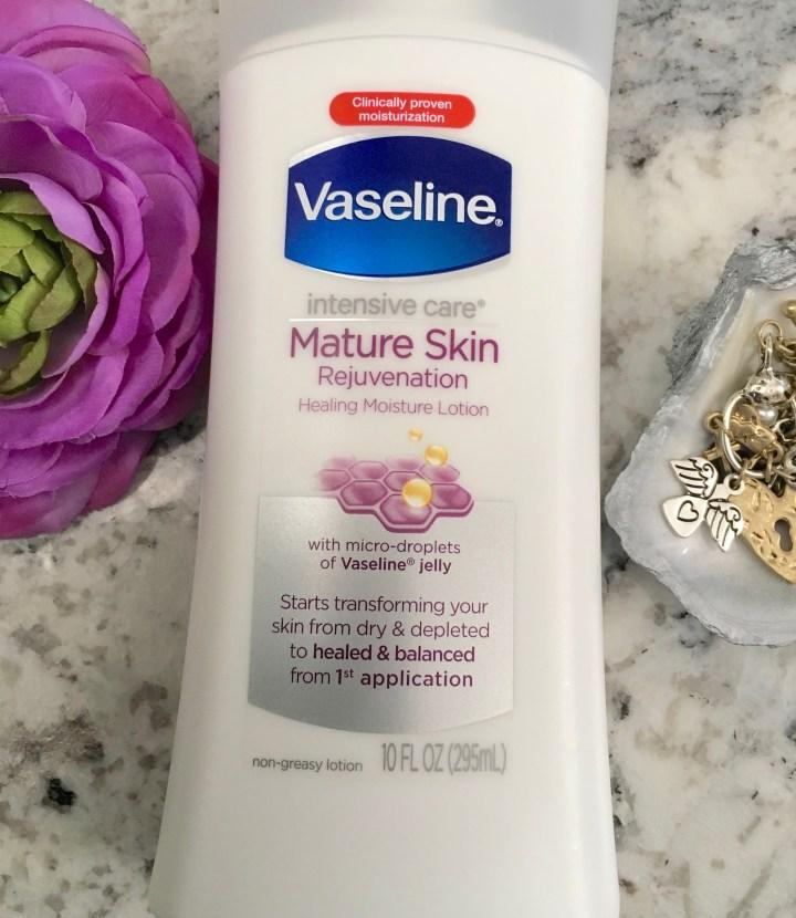 Vaseline Mature Skin Rejuvenation