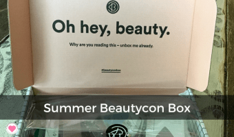 Another Amazing Beautycon Box