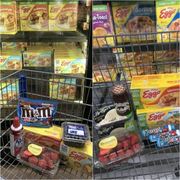 waffle bar supplies