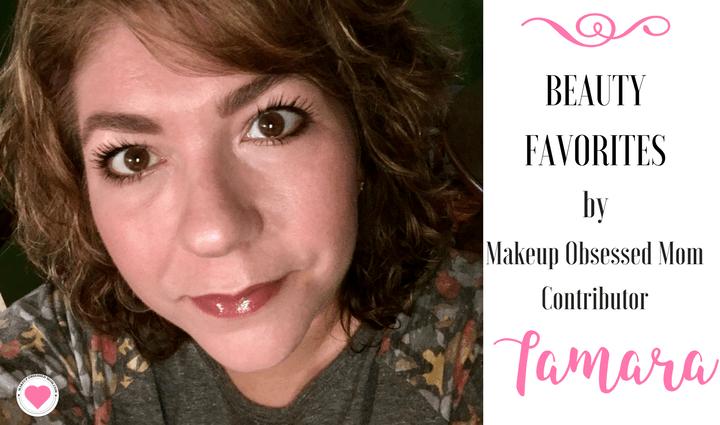 Tamara's beauty favorites
