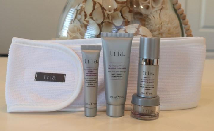 Tria age-defying skincare