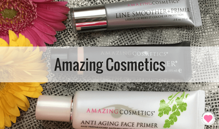 Amazing Cosmetics and skincare review