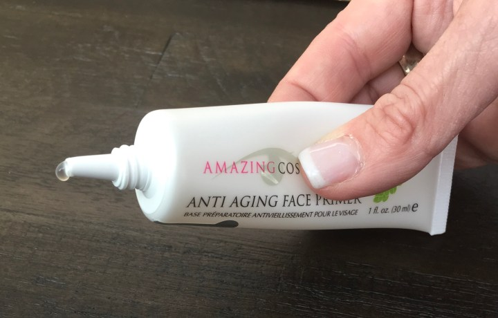 anti-aging face primer