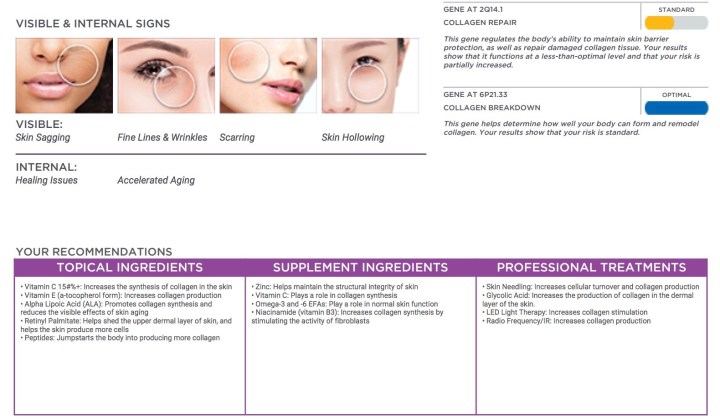 skin care recommendations