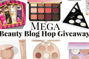 beauty blog hop giveaway