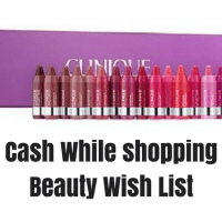 My Current Makeup Wish List
