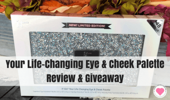Your Life-Changing Eye and Cheek Palette Review & Giveaway