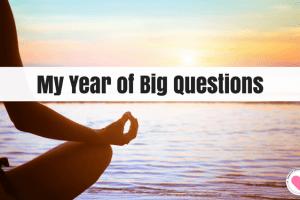 Oprah Year of Big Questions