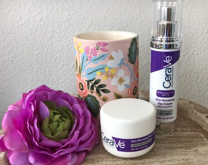 CeraVe Skin Renewing Day and Night Cream
