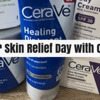Winter Skin Relief Day with CeraVe