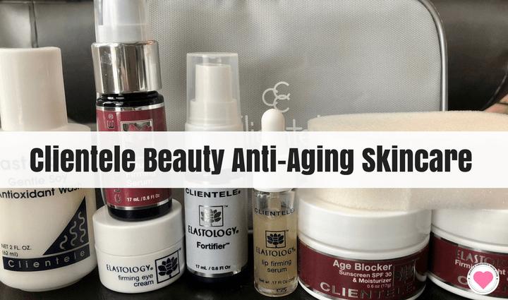 Clientele Beauty anti-aging skincare