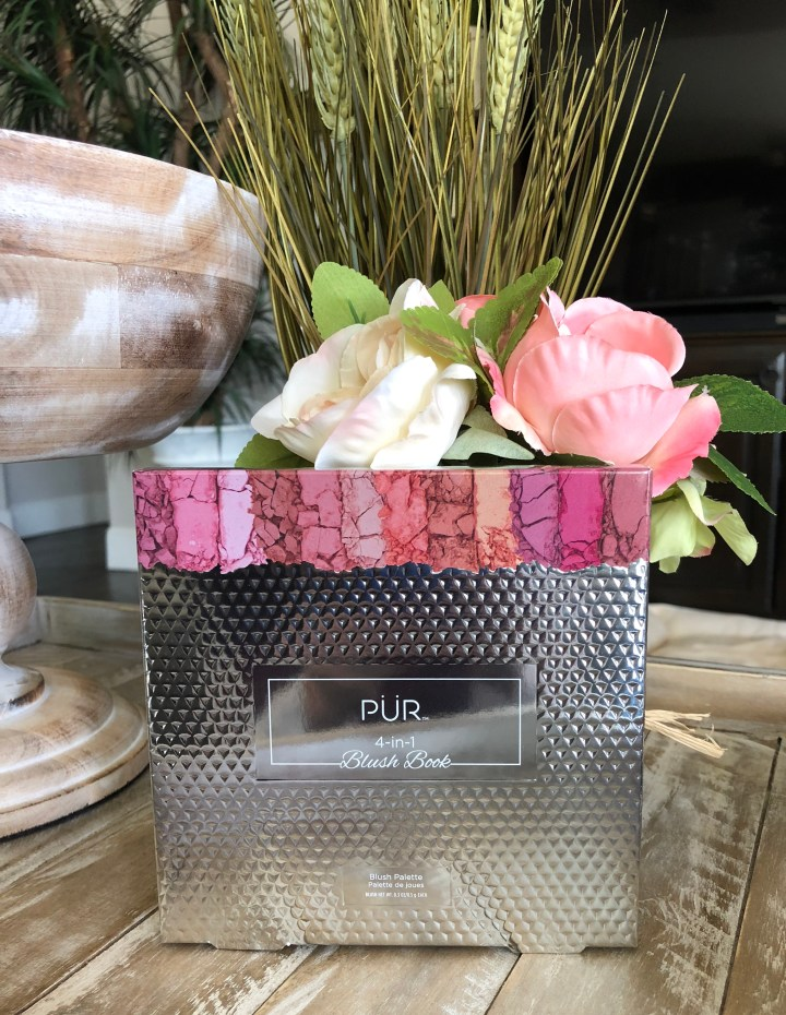 Pur Cosmetics 4-in-1 Blush Book