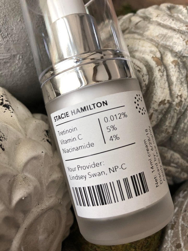 custom prescription skincare subscription