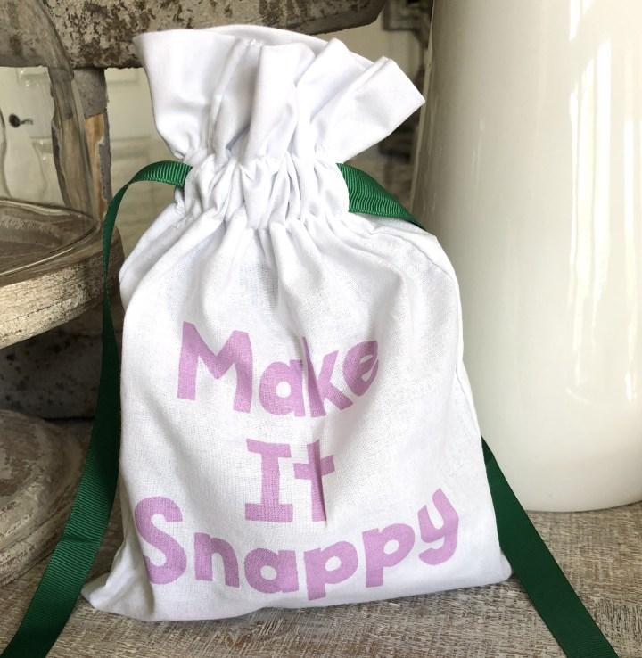 April Insta Beauty Bag