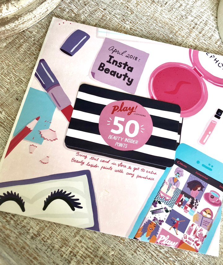 Sephora Play Beauty Box