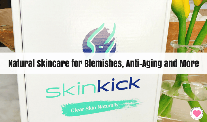 Skinkick natural skincare review