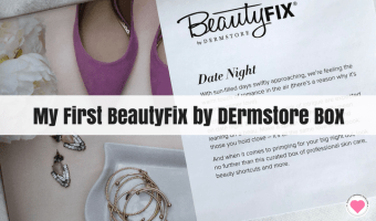 My First BeautyFix by Dermstore Box