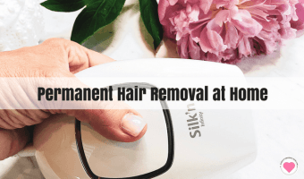 Join the Revolution with Silk'n for Permanent Hair Removal + Giveaway