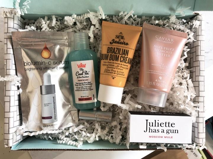 June 2018 BeautyFix Box