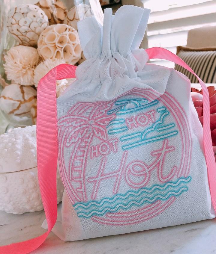 Play by Sephora Summer Nights bag