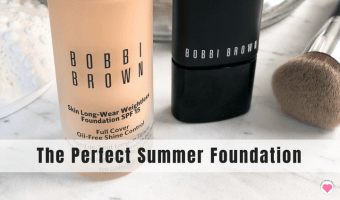 Bobbi Brown foundation review