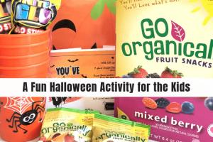 fun Halloween activity