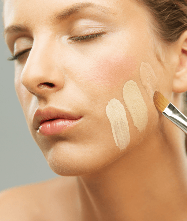 smooth foundation application