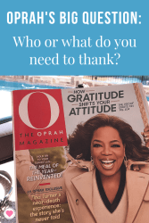 Oprah's big questions