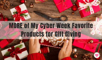 more cyber week deals on gifts I love