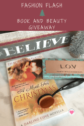 A Must for Christmas Book and Beauty Giveaway