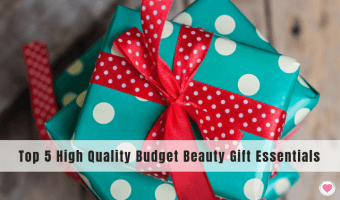 budget beauty gifts at Sephora