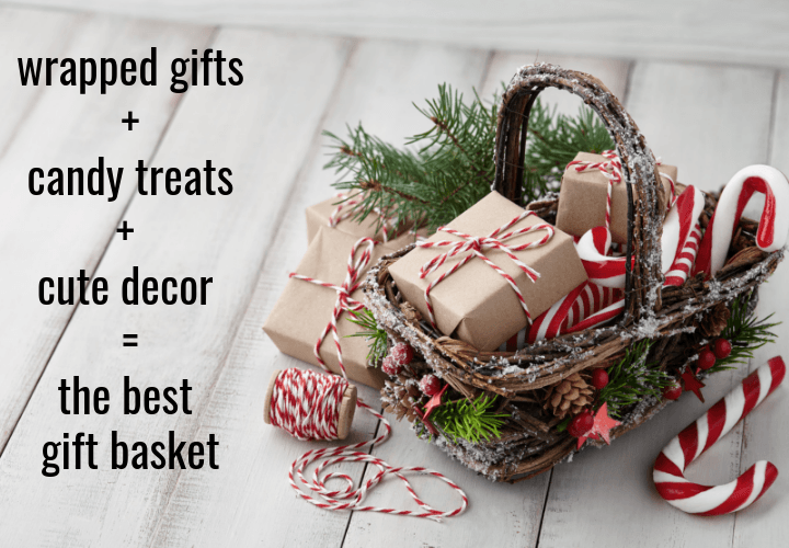holiday gift basket ideas for ladies