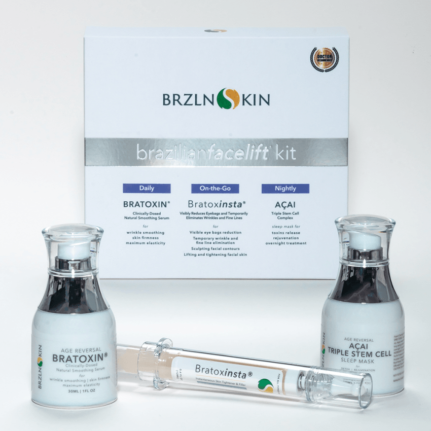 instant facelift kit and giveaway