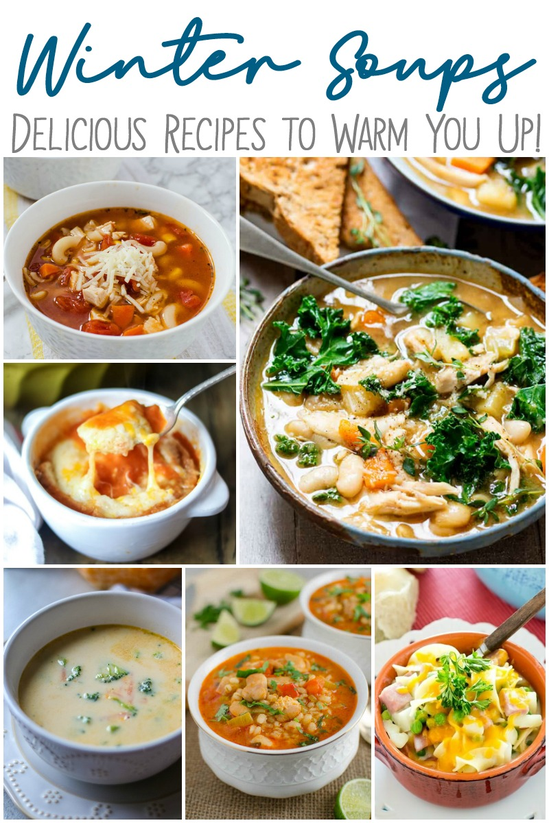 delicious winter soups