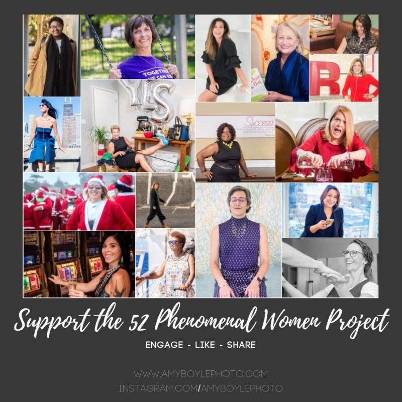 52 phenomenal women