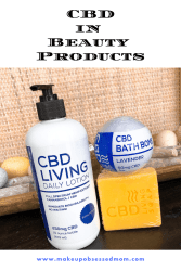 CBD beauty products explained