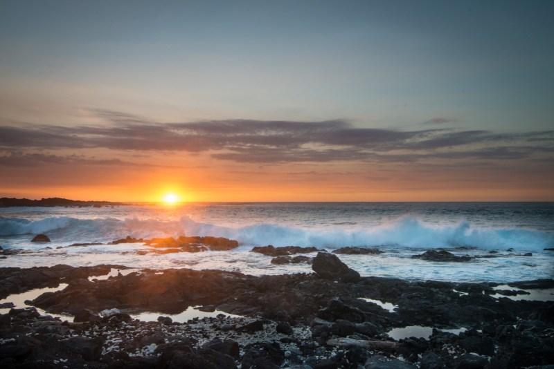 big island sunset by Amy Boyle