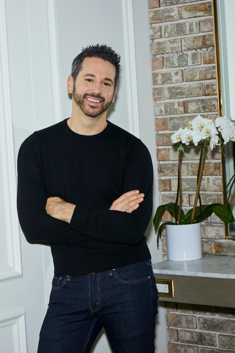 Brian Underwood Oprah Magazine beauty director