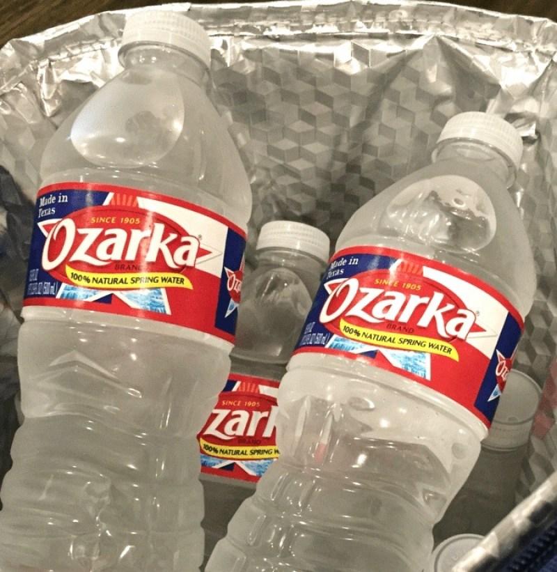 boire de l'eau pour une meilleure peau