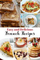 easy and delicious brunch recipes