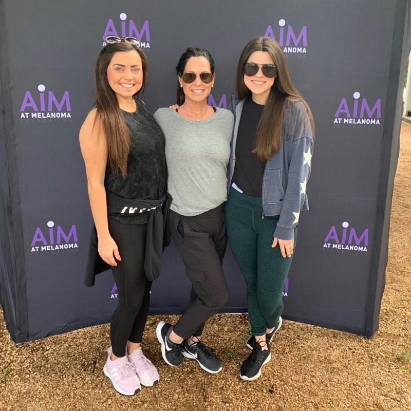 AIM at melanoma walk 2019
