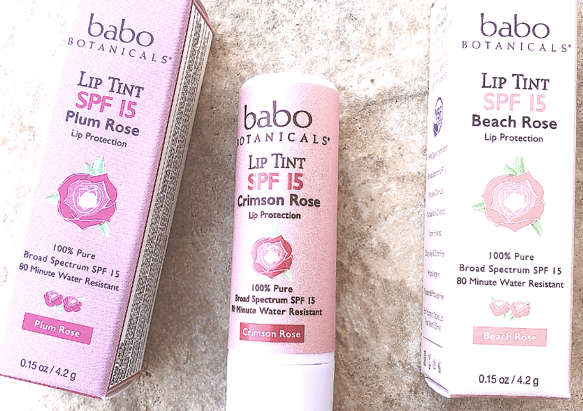 Babo Botanicals Lip Tint review